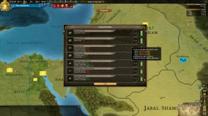 Europa Universalis III: Chronicles