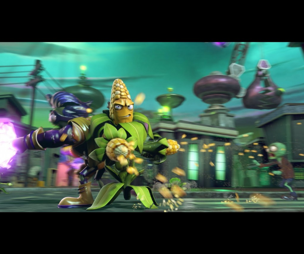 Plants Vs Zombies Garden Warfare 2 Pc Review Tower Defence Hybrid Hooked Gamers
