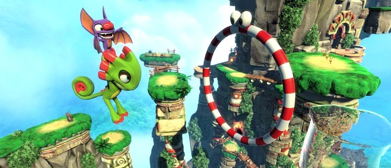 Yooka-Laylee - Preview