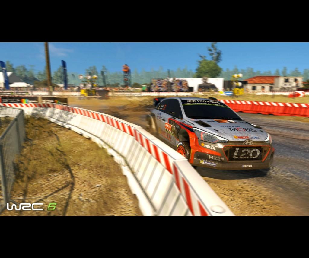 WRC 6 FIA World Rally Championship PC Review