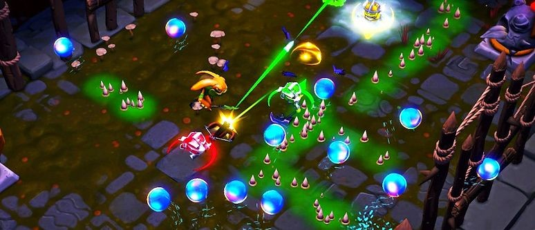 Super Dungeon Bros - Review