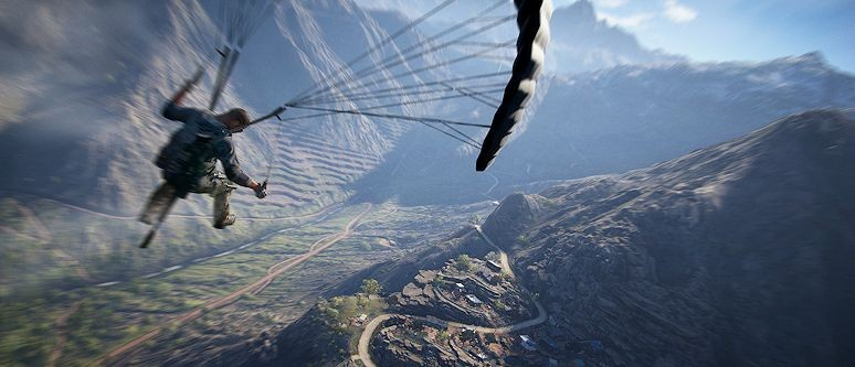 Ghost Recon: Wildlands - Preview