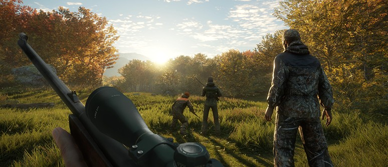 theHunter: Call of the Wild review