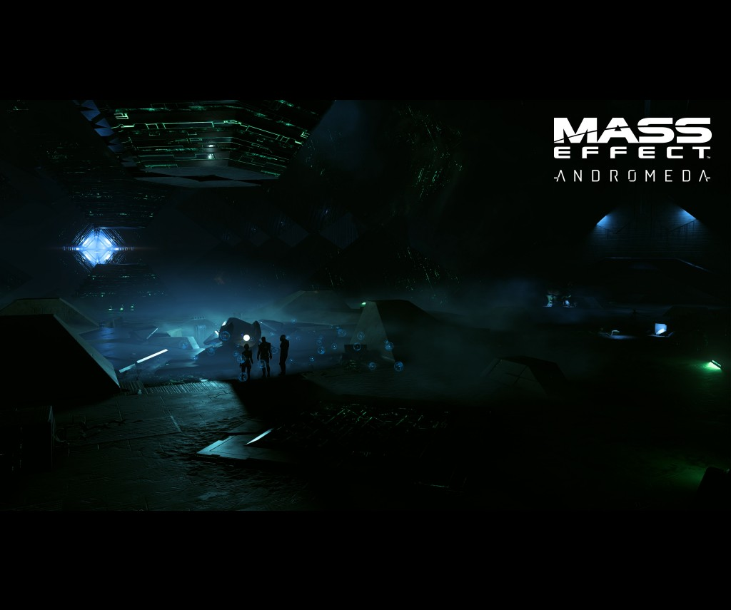 mass effect andromeda pc review brave new worlds. Black Bedroom Furniture Sets. Home Design Ideas