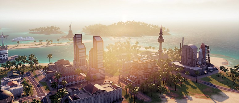 Tropico 6 - Review