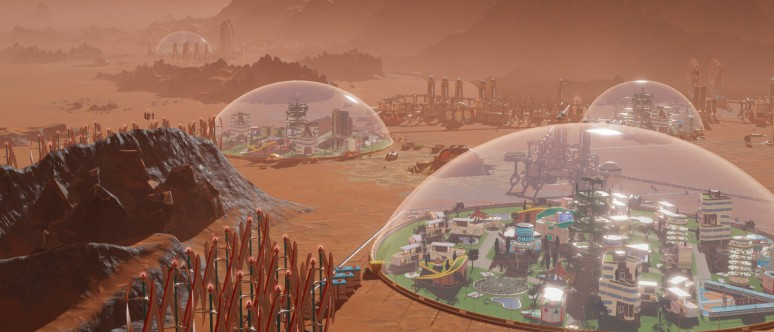 Surviving Mars - Review