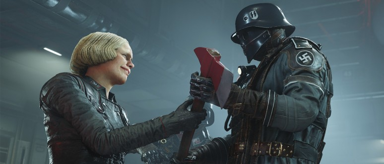 Wolfenstein II: The New Colossus - Preview