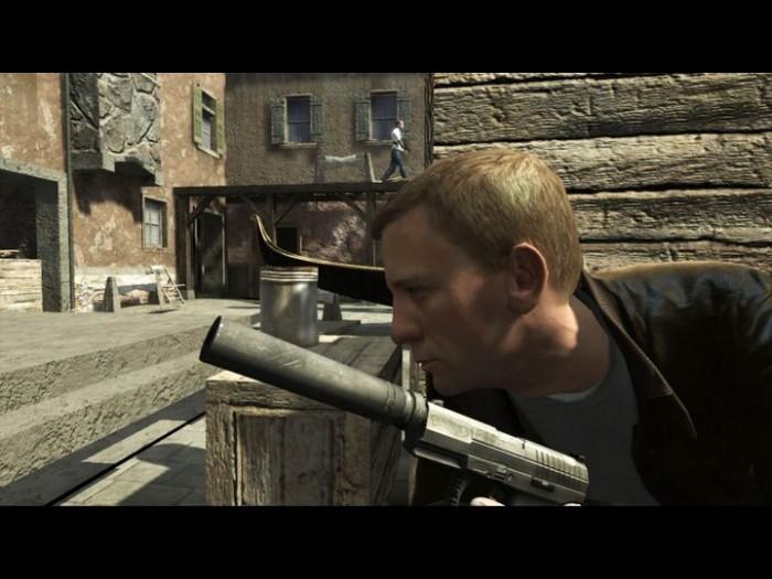 007: Квант милосердия / Quantum of Solace: The Game (2008) PC RePack торрен