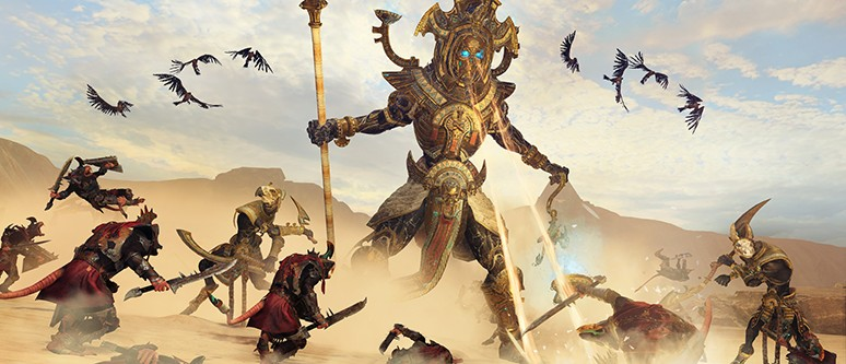 Total War: WARHAMMER II - Rise of the Tomb Kings - Review