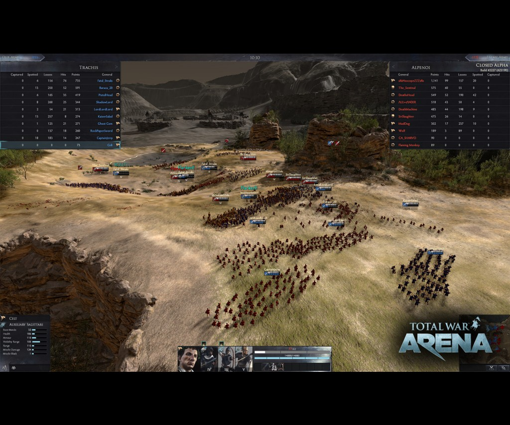 Total War: Arena PC preview -