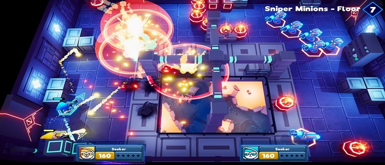 NoReload Heroes review