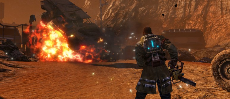 Red Faction: Guerilla Re-Mars-tered review