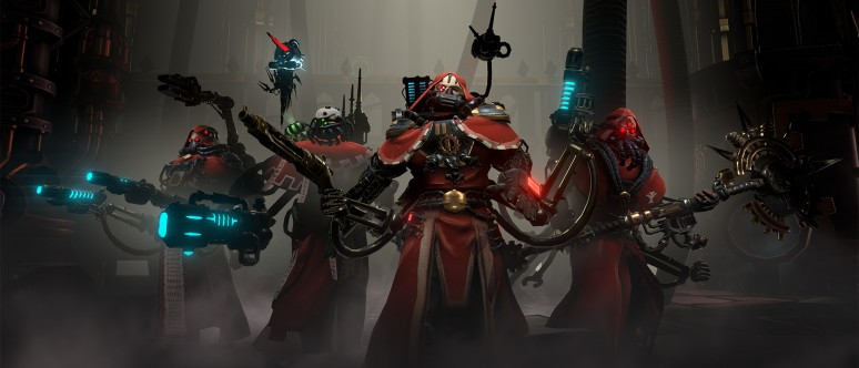 Warhammer 40,000: Mechanicus cheats
