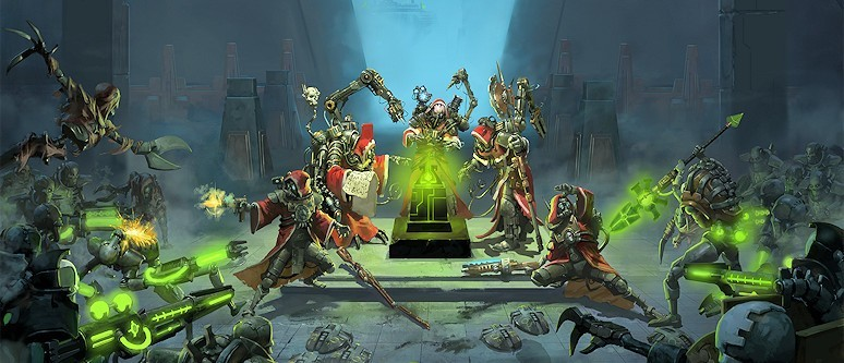 Warhammer 40,000: Mechanicus - Review