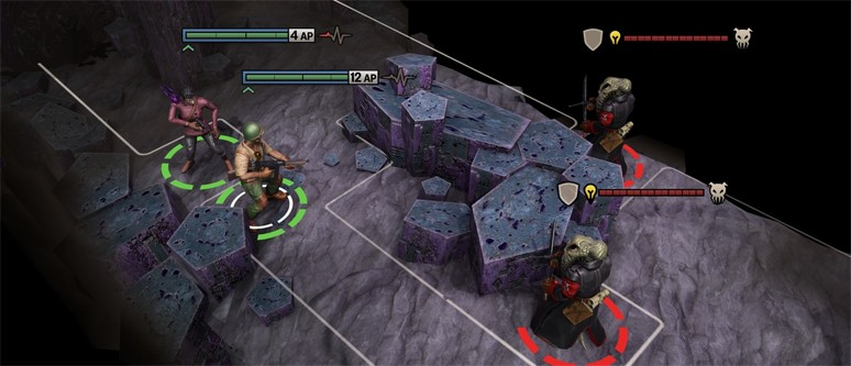 Achtung! Cthulhu Tactics - Review