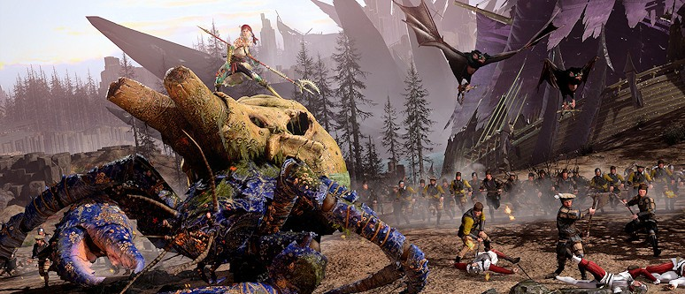 Total War: WARHAMMER II - Curse of the Vampire Coast - Review