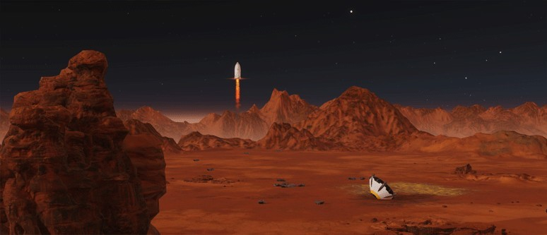 Surviving Mars: Space Race - Review