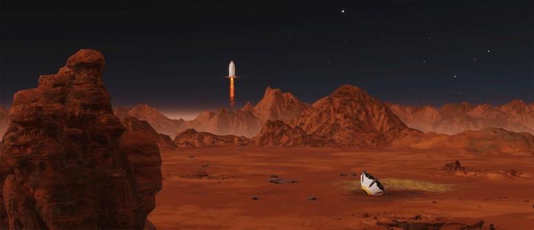 Surviving Mars: Space Race - Review