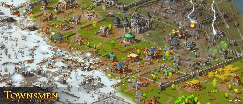 Townsmen - A Kingdom Rebuilt review