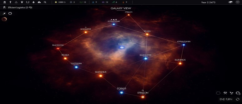 Pax Nova - Preview