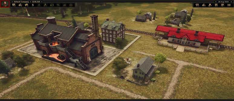 Railroad Corporation - Preview