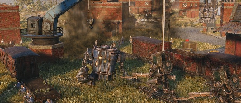 Iron Harvest - Review