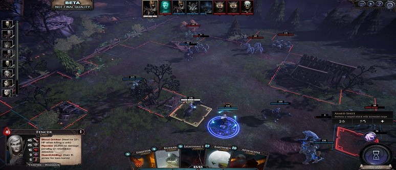 Immortal Realms: Vampire Wars - Preview