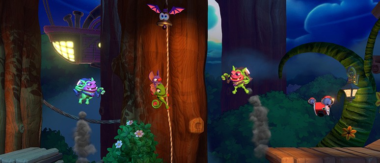 Yooka-Laylee and the Impossible Lair - Preview