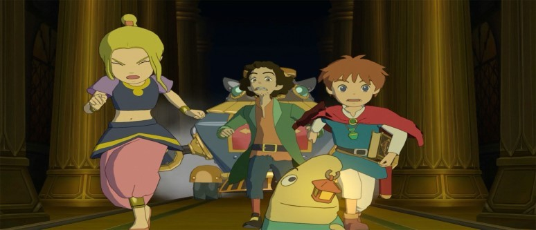 Ni No Kuni: Wrath of the White Witch Remastered - Review