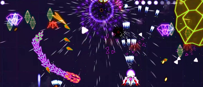 Vortex Attack EX - Review
