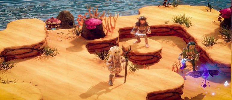 The Dark Crystal: Age of Resistance Tactics - Review