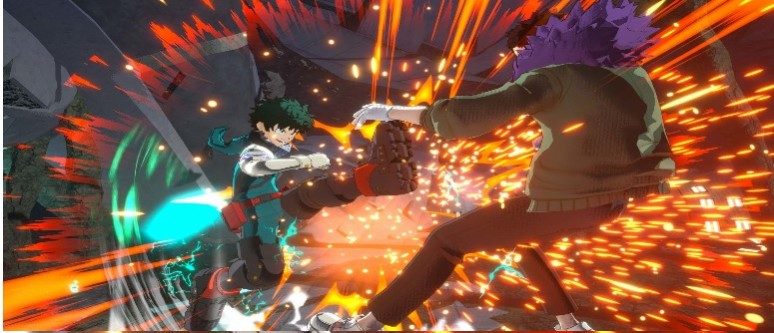 MY HERO ONE'S JUSTICE 2 - Review
