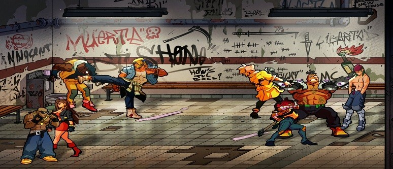 Streets of Rage 4 - Review