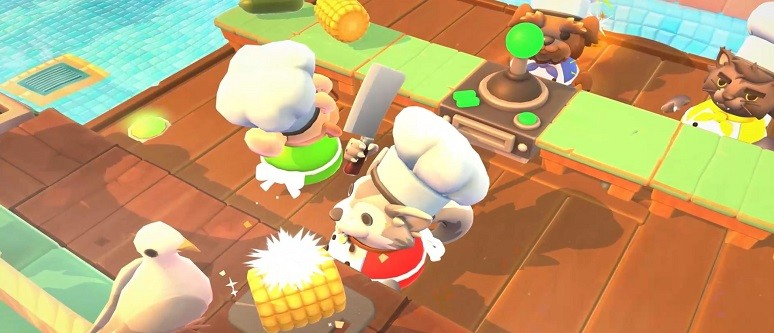 Overcooked! 2 - Review