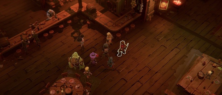 The Dungeon of Naheulbeuk - Review