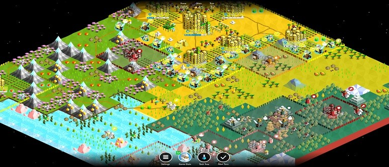 The Battle of Polytopia - Review