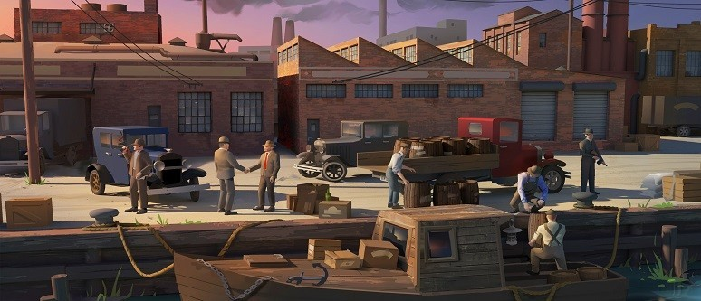 City of Gangsters - Review