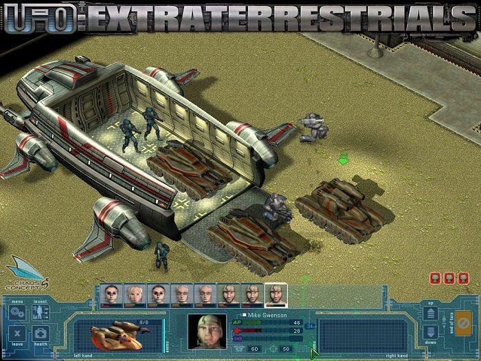 Скриншот из игры UFO: Extraterrestrials под номером 25. Перейти на официал