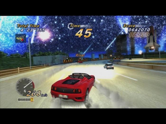 OutRun Online Arcade Xbox 360 review -