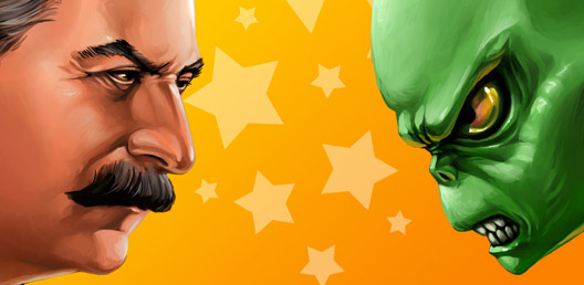 Stalin vs. Martians review
