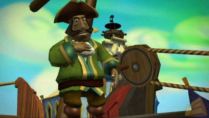 a review of the story of monkey island At any rate, one of the most famous and well-loved games from this golden era is  lucasarts' monkey island series this series told the story of.