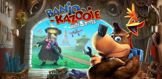"""Pictures Of Nuts And Bolts >> Banjo-Kazooie: Nuts & Bolts Xbox 360 review - """"Banjo and Kazooie are here to pimp your ride ..."""