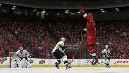 NHL 10 review