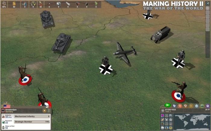 Download Making History II - The War of the World Baixar Jogo  Completo Full