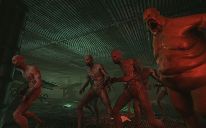 Killing floor pc review slaughter zombies with your for Killing floor zombies